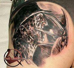 #freddy #tattoo