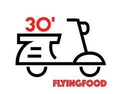 Flyingfood consegna la tua pizza a domicilio in 30 minuti. Cibo sano e di qualità a casa tua. Ottieni la tua consegna a domicilio.