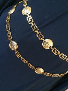 Un preferito personale dal mio negozio Etsy https://www.etsy.com/it/listing/224017692/cintura-vintage-in-metallo-dorato-gianni