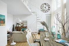 Apartamento con estilo vintage