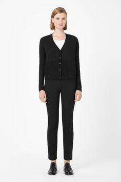 Cotton silk cardigan - COS