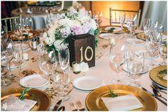 Wedding: Justin & Sarah // San Diego Yacht Club, San Diego, CA » Analisa Joy Photography // Reception Details