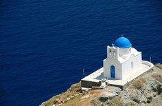 Sifnos seven martyrs church