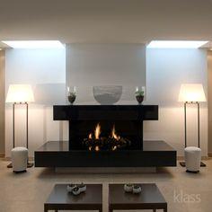Klass Ofen Design - Gaskamin und Feuerstelle Flat Screen, Design, Home, Fire Pit Screen, Blood Plasma, Flatscreen, Dish Display