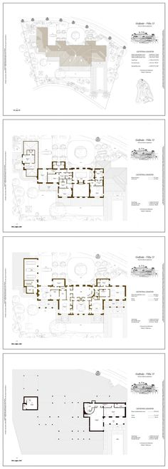 Breathtaking Luxury Villa with sea views, Casares Luxury Villa in Casares, Malaga, Andalusia House Plans Mansion, Luxury House Plans, House Floor Plans, Luxury Rooms, Luxury Villa, Mansions Homes, Huge Mansions, Cheap Tiny House, Villa Plan