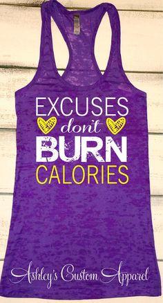 1063efee66dd42 Womens Workout Tank Top. Fitness Burnout. by AshleysCustomApparel Funny Gym  Shirts
