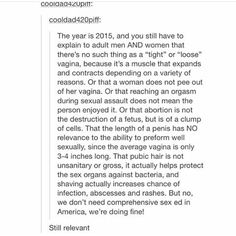 All except the clump of cells point is extremely true and important