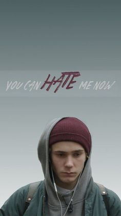Skam/Isak/You can hate me now Series Movies, Movies And Tv Shows, Tv Series, Skam Aesthetic, Couple Aesthetic, Skam Wallpaper, Love Hurts, My Love, Noora And William