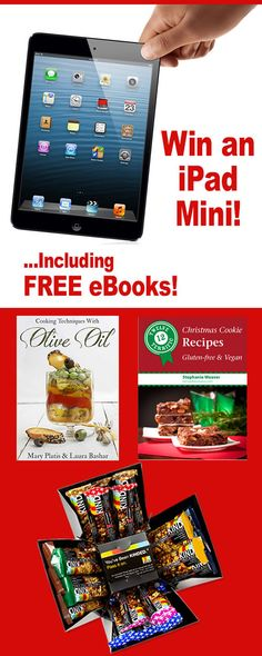 iPad Mini #Giveaway! Do you feel lucky?  Just in time for Christmas!