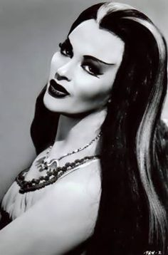 Yvonne de Carlo as Lily Munster, her most recognizable role.