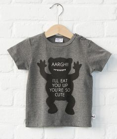 Lucky baby/toddler tee by Lucky No. 7