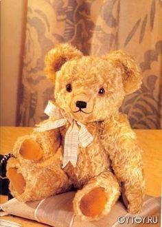DIY Teddy Bear Softie - FREE Sewing Pattern