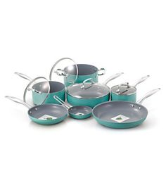 Fiesta Turquoise. ..finally a color other than red or blue for the kitchen.