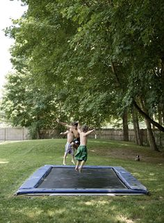 A trampoline is a great addition to your backyard. Kids love them and they're a great way to have fun […]
