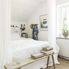 Inspiración Deco: Una casa de campo de estilo nórdico