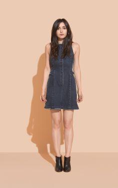 Rachel Comey SS14 Compass dress