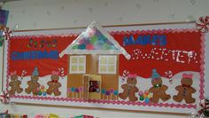 My Christmas Bulletin Board from 2010