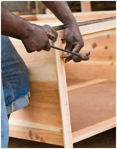 Free, DIY Outdoor Storage Project Plans – Do you need extra storage space for your deck, patio, porch or garden? You can craft your own outdoor storage benches, lockers, cabinets and closets with the help of these free, online, do it yourself woodwork plans and instructions.