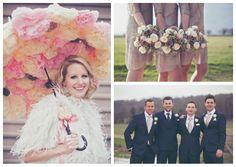 A Nod To Eras Past with this breathtaking umbrella from Rock My Wedding #weddingideas