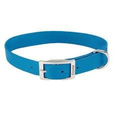 Buy dog collar in sky blue colour.  For more details click on the below link or call us on +9833884973/9323558399  http://tapeswebbingstraps.in/  Courtsey : Tapes Webbing strap