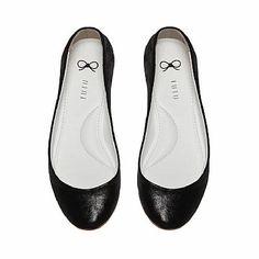 Sapatilha Descalça Extra Conforto - Couro Camurça Preta - Loja Virtual | Tutu Sapatilhas