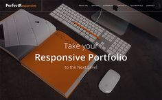 DOWNLOAD - PerfectR | Impressive Portfolio