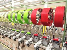 This would be a great factory tour! Visiting the DMC factory. Manufacturing since 1746 in Mulhouse (France). Dmc Embroidery Floss, Cross Stitch Embroidery, Hand Embroidery, Alsace, Types Of Craft, Dmc Floss, Blog, Color Combos, Needlepoint