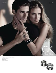 Lara Stone Fronts CK Calvin Kleins Fall 2012 Watch & Jewelry Campaign by Patrick Demarchelier