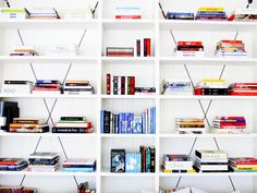 A better bookshelf, we tapped some of our favorite heavy readers- Ellen DeGeneres, Valentino Garavani, Sarah Jessica Parker, Bon Appétit Magazine's Adam Rapoport, and more for their lists. #goopsee