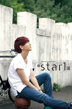 Super Junior Ye Sung - @Star1 Magazine