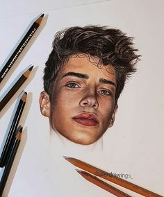 WANT A SHOUTOUT ? CLICK LINK IN MY PROFILE !!! Tag #DRKYSELA Repost from @alexdrawings_ @manurios almost done! [he liked] via http://instagram.com/zbynekkysela