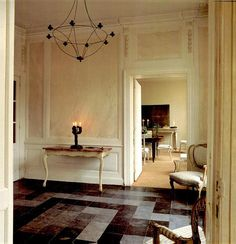 Villa Rozenhout featured in the book Living in Flanders by Piet Swimberghe