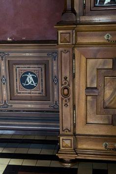 Salle des Gardes, Ancy le Franc
