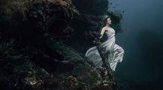 Benjamin Von Wong underwater photoshoot