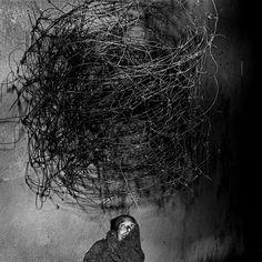 Shadow Land: Photographs by Roger Ballen 1983 - 2011  29 March 2012 Manchester Art Gallery