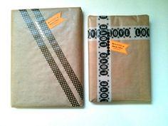 Paquetes con un toque de color