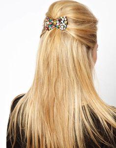 Embellished bow