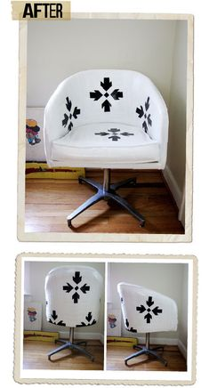 Poppytalk - The beautiful, the decayed and the handmade: DIY: Duct Tape Chair