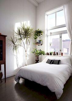 Adorable 40 Cozy Minimalist Bedroom Designs https://decorecor.com/40-cozy-minimalist-bedroom-designs #MinimalistBedroom