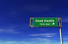 Thankful for good health.