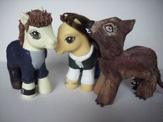 Twilight ponies