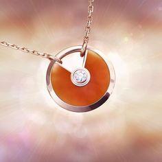 60b89ab7fe5d Amulette de Cartier  a unique collection of lucky pieces symbolizing a  myriad of wishes.