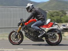 electric motorcycle!!