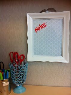 Making your office feel more like home...