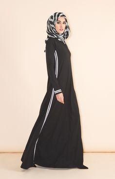 21 Best Abaya ideas images  ea4d79c2f043