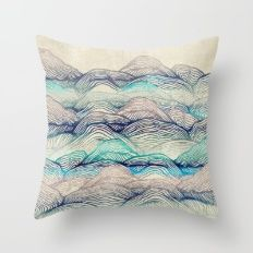 Throw Pillows for Any Room or Decor Style Couch Pillows, Throw Pillows, Decor Styles, Tapestry, Ocean, Pattern, Room, Design, Home Decor