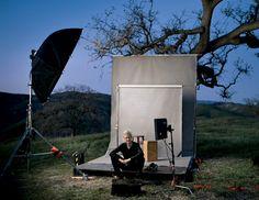 Annie Leibovitz at Work | Studio Set Up #BTS