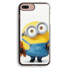 Minion with Teddy Apple iPhone 7 Plus Case Cover ISVC300
