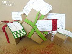 God's Gifts Christmas Box - Path Through the Narrow Gate