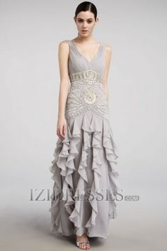 Prom? My prom is Great Gatsby themed, this is quite 20s while still being classy and cute :) (In a darker color, maybe burgundy?)